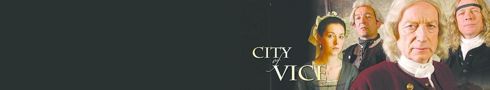 City Of Vice (UK) Movie Banner