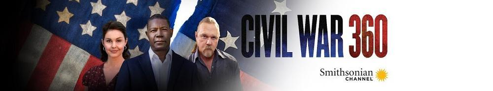 Civil War 360 Movie Banner