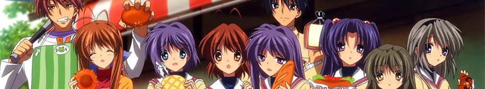 Clannad Movie Banner
