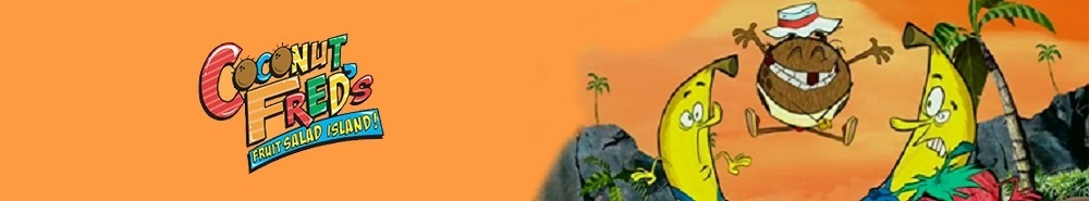 Coconut Fred's Fruit Salad Island Movie Banner