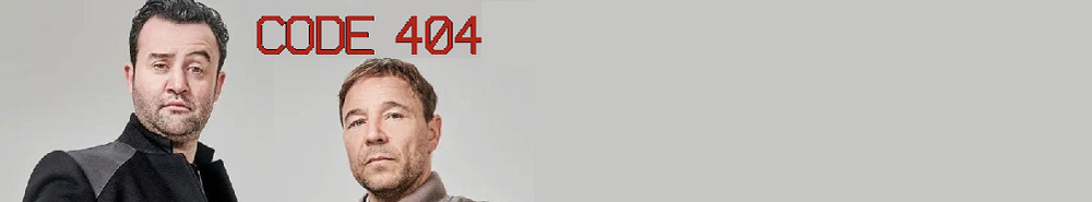 Code 404 (UK) Movie Banner