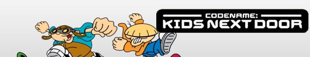 Codename: Kids Next Door Movie Banner