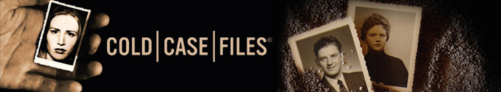 Cold Case Files Movie Banner