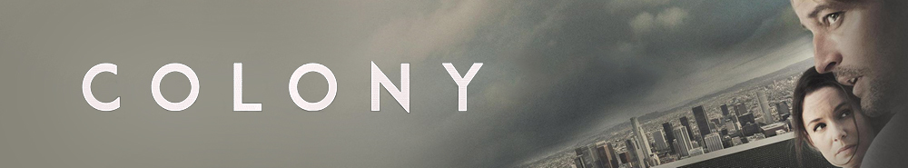 Colony Movie Banner