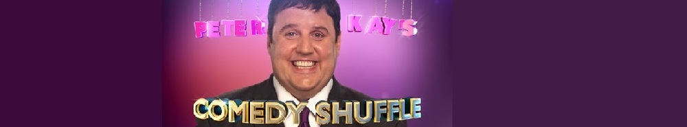 Peter Kay's Comedy Shuffle (UK) Movie Banner