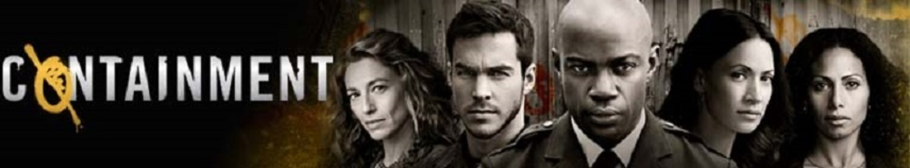 Containment Movie Banner
