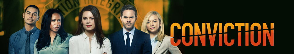 Conviction Movie Banner