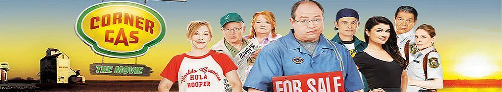 Corner Gas: The Movie (CA) Movie Banner