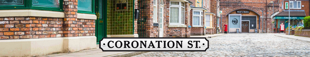 Coronation Street (UK) Movie Banner