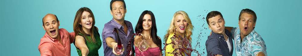 Cougar Town Movie Banner