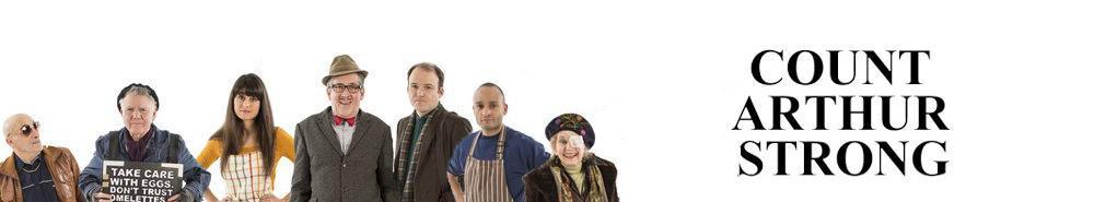 Count Arthur Strong Movie Banner