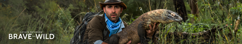 Coyote Peterson: Brave The Wild Movie Banner