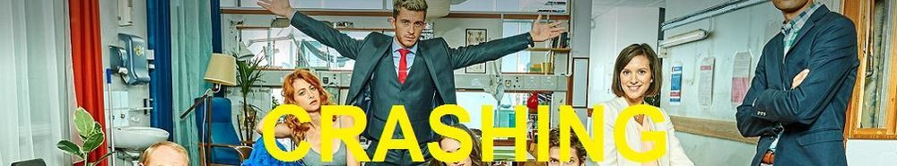 Crashing (UK) Movie Banner