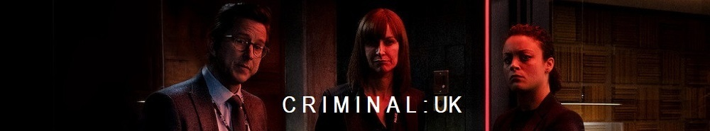 Criminal: UK Movie Banner