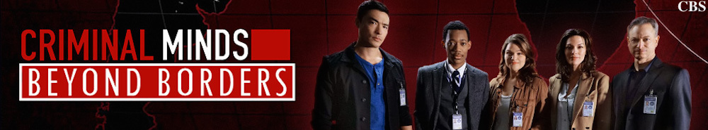 Criminal Minds: Beyond Borders Movie Banner
