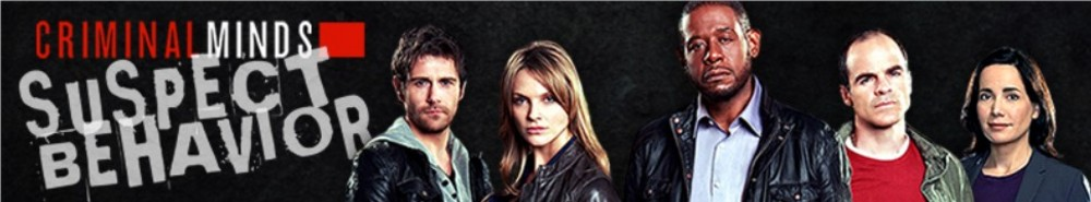 Criminal Minds: Suspect Behavior Movie Banner