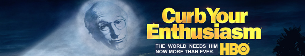 Curb Your Enthusiasm Movie Banner