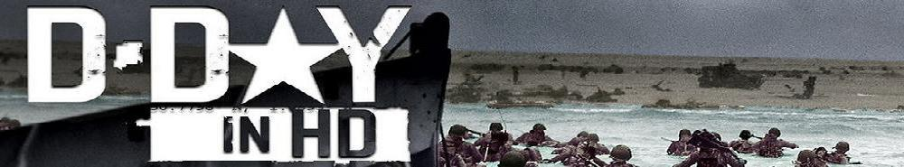 D-Day in HD Movie Banner