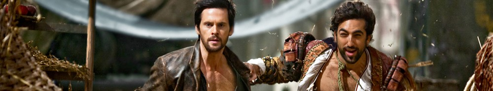 Da Vinci's Demons Movie Banner