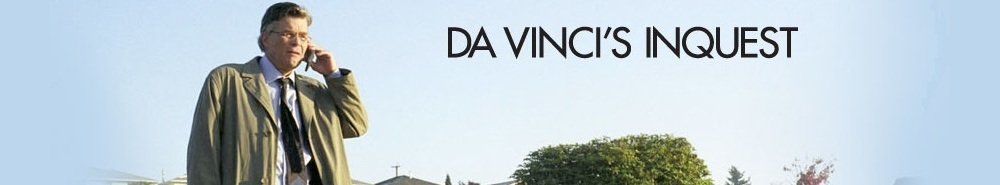 Da Vinci's Inquest (CA) Movie Banner