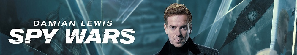 Damian Lewis: Spy Wars Movie Banner