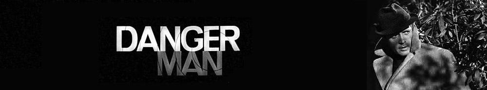Danger Man (UK) Movie Banner