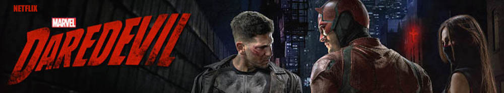 Marvel's Daredevil Movie Banner