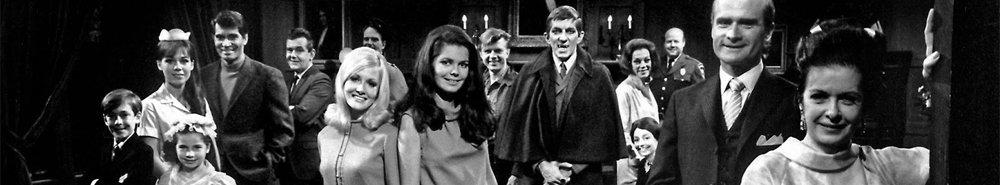 Dark Shadows (1966) Movie Banner