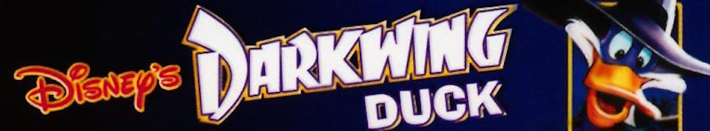 Darkwing Duck Movie Banner