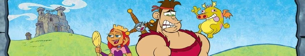 Dave the Barbarian Movie Banner