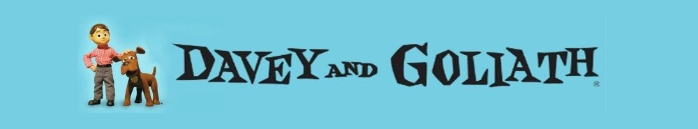 Davey and Goliath Movie Banner