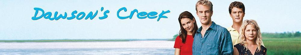 Dawson's Creek Movie Banner