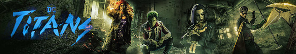 Titans Movie Banner