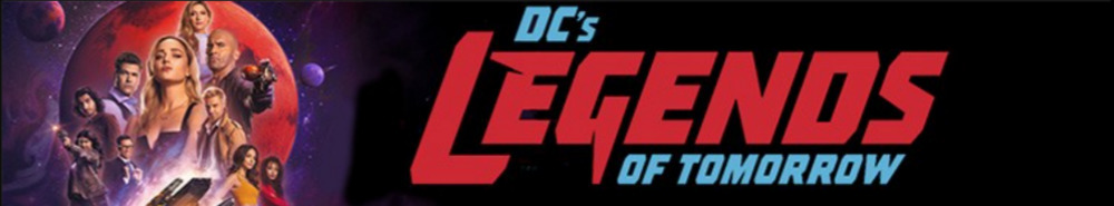 DC's Legends Of Tomorrow Movie Banner