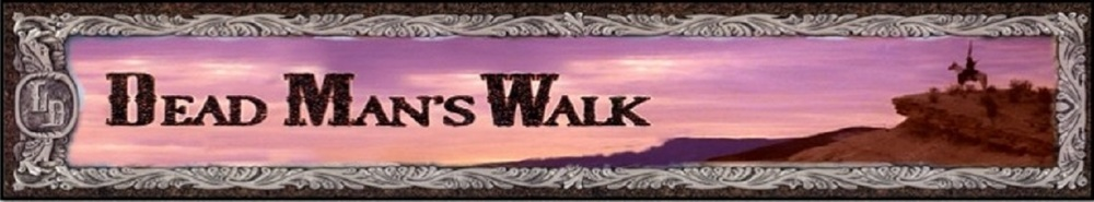 Dead Man's Walk Movie Banner