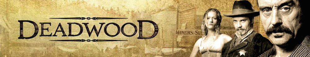 Deadwood Movie Banner
