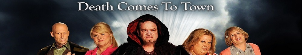 Death Comes to Town (CA) Movie Banner