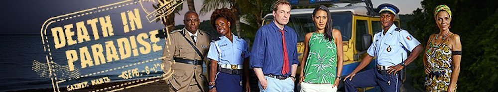 Death In Paradise (UK) Movie Banner