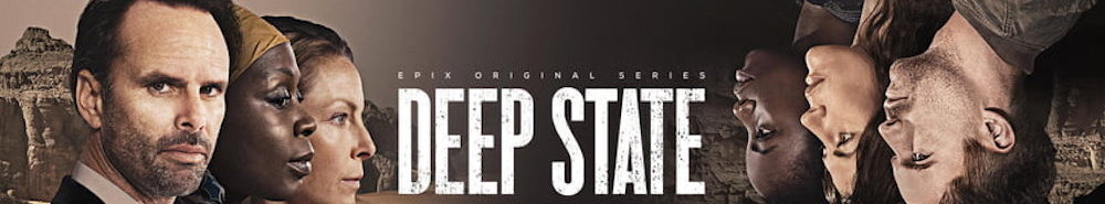 Deep State Movie Banner