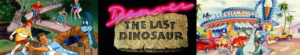 Denver, The Last Dinosaur Movie Banner