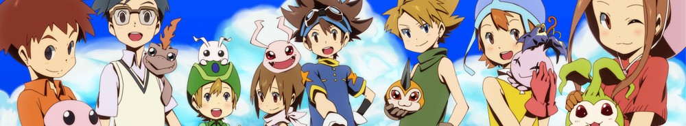 Digimon: Digital Monsters Movie Banner