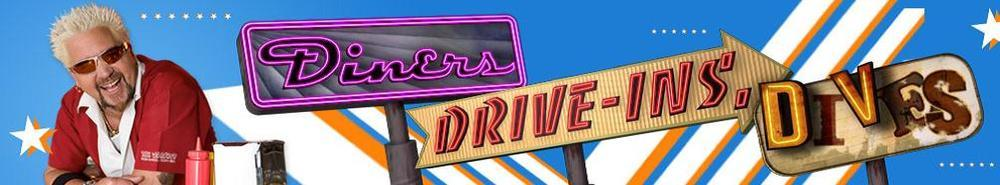 Diners, Drive-Ins and Dives Movie Banner