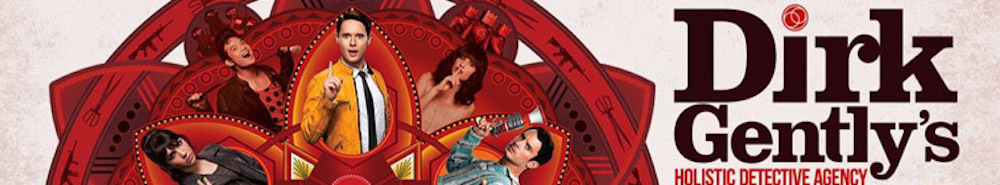 Dirk Gently's Holistic Detective Agency Movie Banner