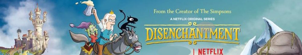 Disenchantment Movie Banner