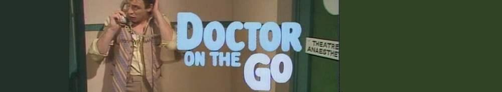 Doctor On The Go (UK) Movie Banner