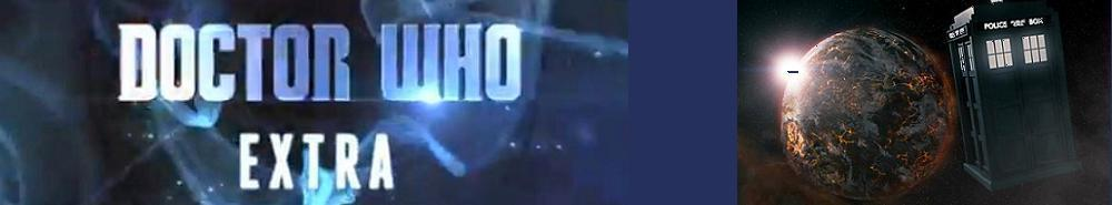 Doctor Who Extra (UK) Movie Banner