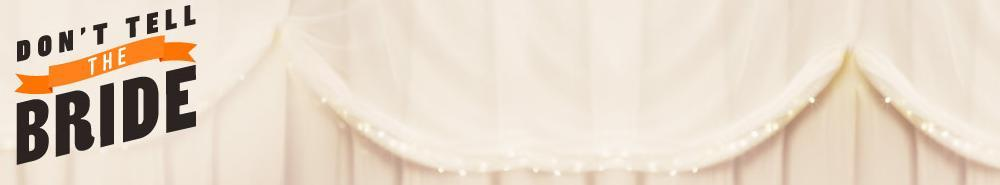 Don't Tell the Bride (AU) Movie Banner