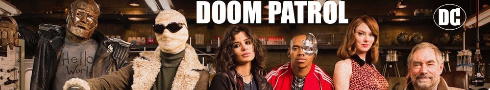 Doom Patrol Movie Banner