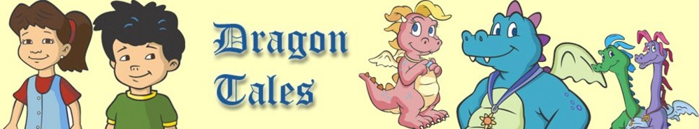 Dragon Tales Movie Banner