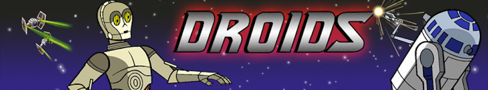 Droids Movie Banner
